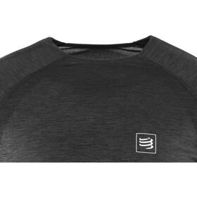 Compressport Training T-Shirt Langarm black